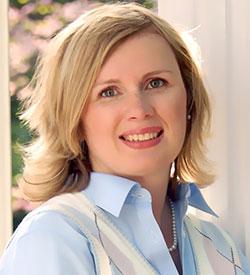 Alicia Blankenship, 首席财务官